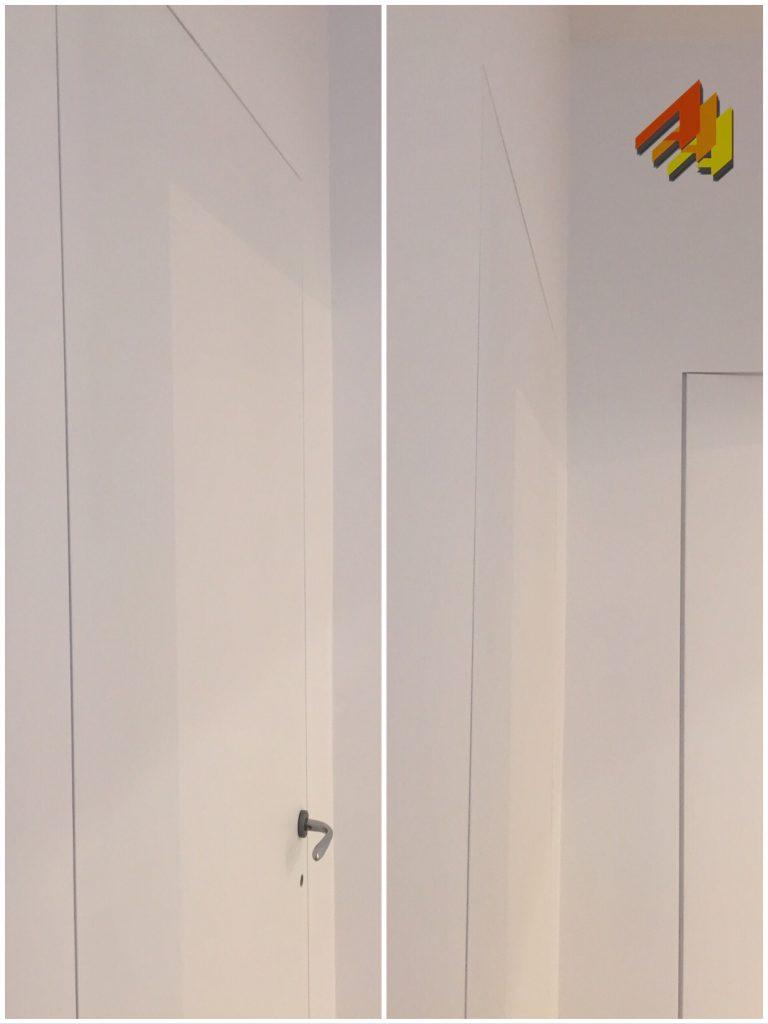 porte interne filomuro